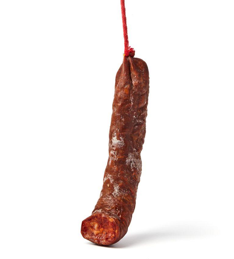 Chorizo picant porció