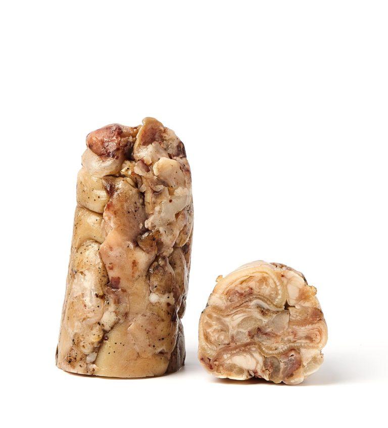 Pies de cerdo deshuesados